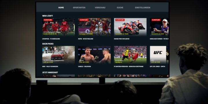 TV fit machen für Streaming