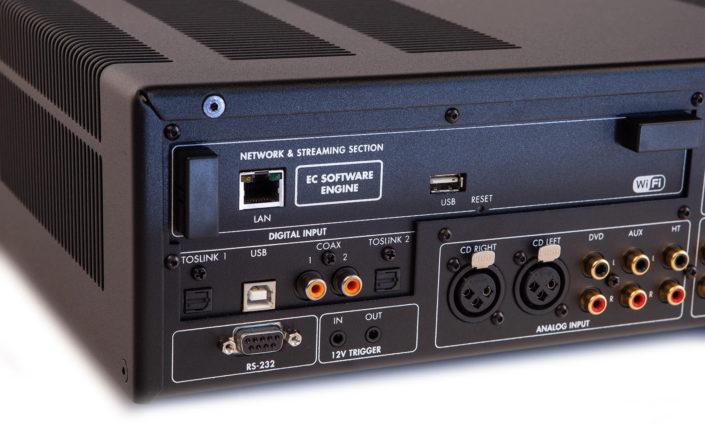 Electrocompaniet ECI 6DX MKII Integrated Amplifier, DAC/Streamer