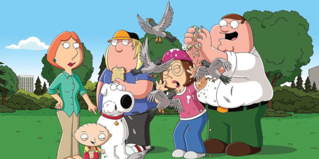 Family Guy ist absurd komisch und einzigartig. |Bild: Fox