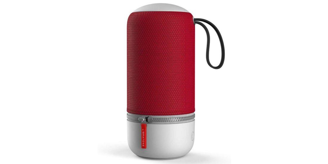 Libratone ZIPP Mini in Rot