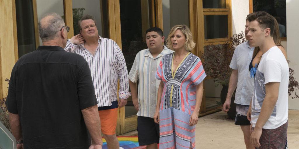 Eine Großfamilie birgt jede Menge Comedy-Potenzial. Diese schöpft Modern Family voll aus. |Bild: ABC