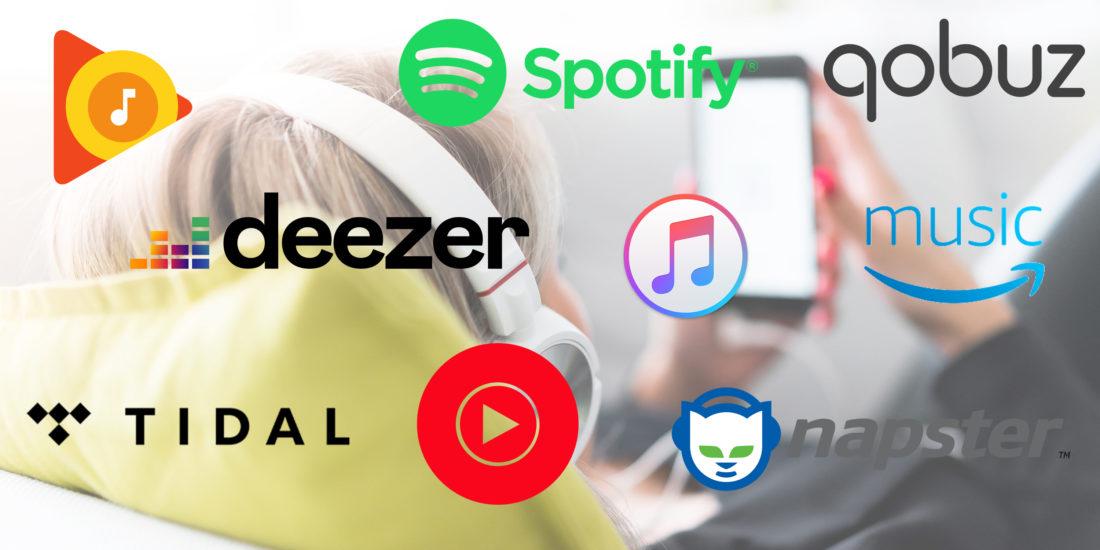 Musik-Streaming wird zur Haupteinnahmequelle der Musikindustrie