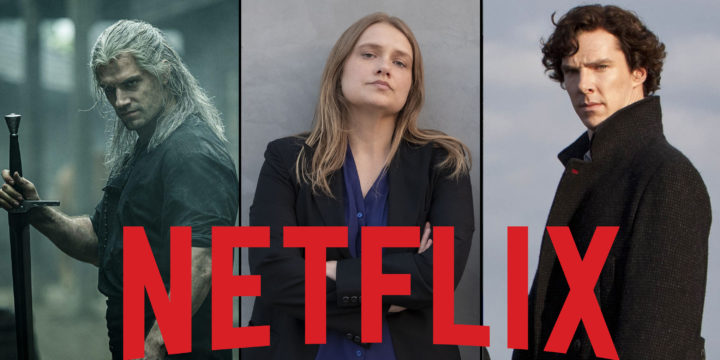 Die aktuell 50 besten Serien bei Netflix