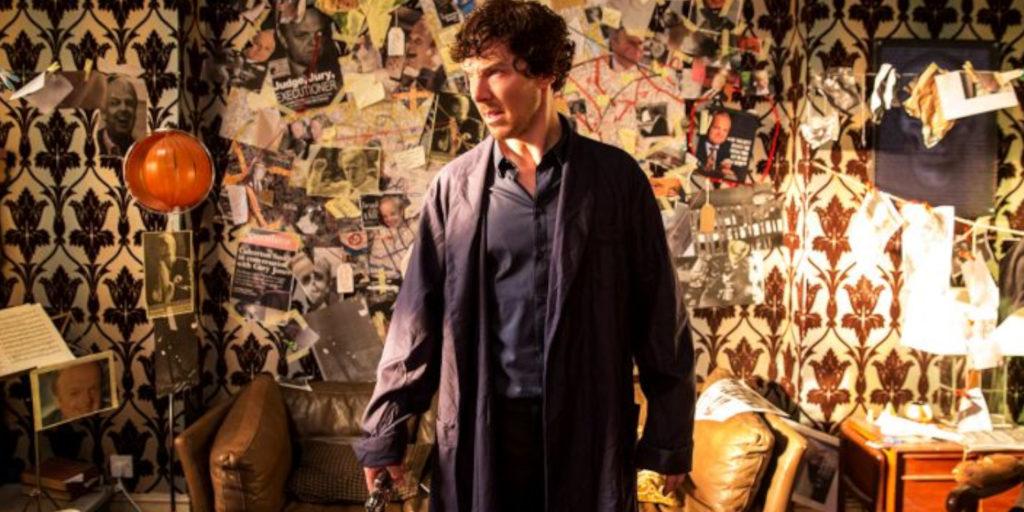 Sherlock machte Benedict Cumberbatch zum Weltstar. | Bild: BBC