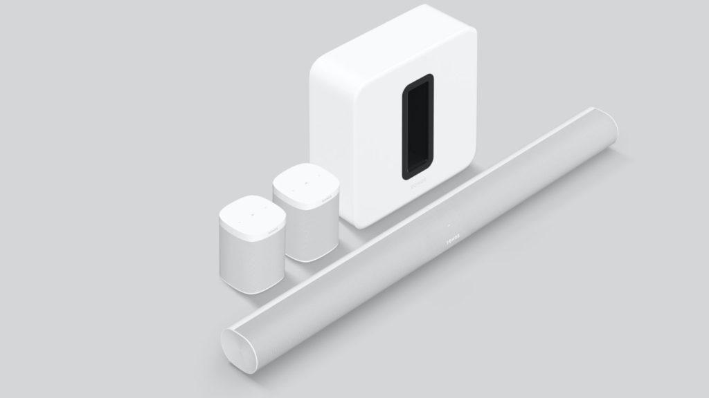 Sonos Arc Heimkino-Set