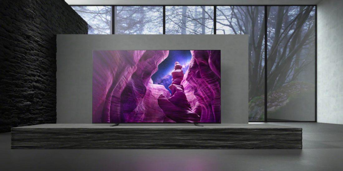 Sony OLED A8 kommt im Mai auf den Markt