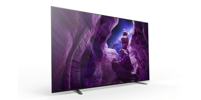 SONY OLED A8