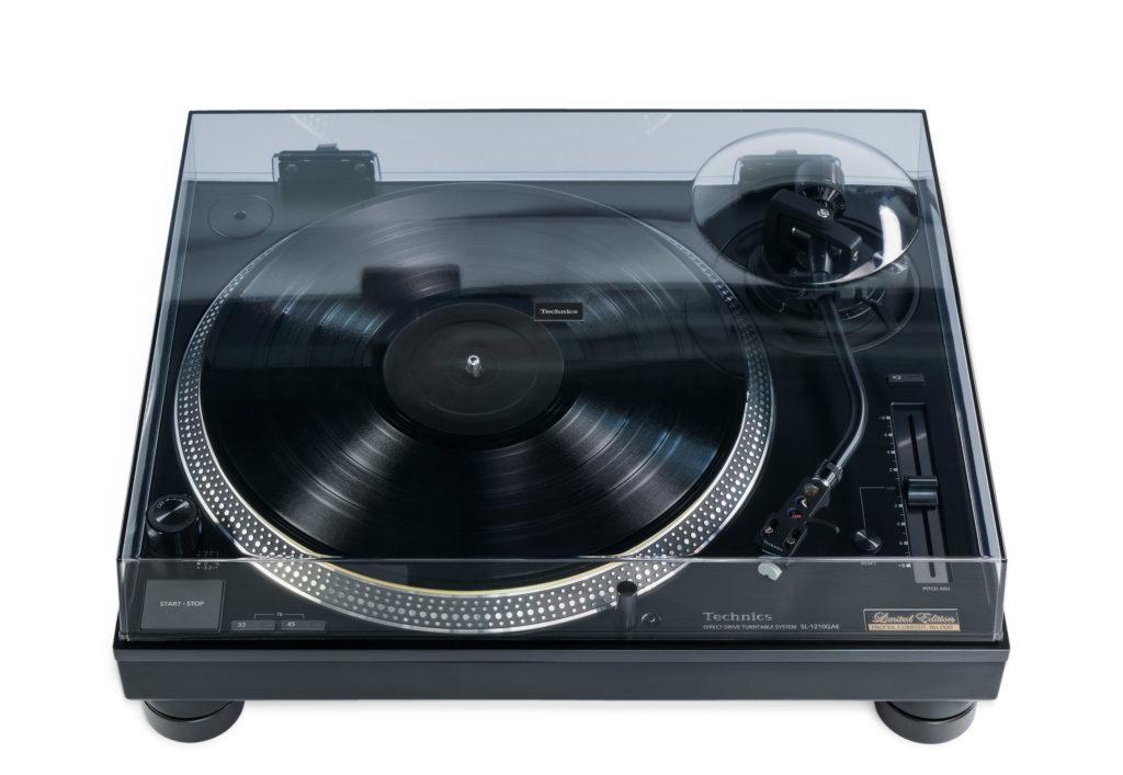 Technics-Plattenspieler SL-1210GAE Limited Edition