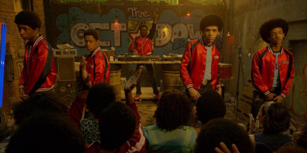 The Get Down erzählt von den Ursprüngen der Rap-Musik. |Bild: Netflix