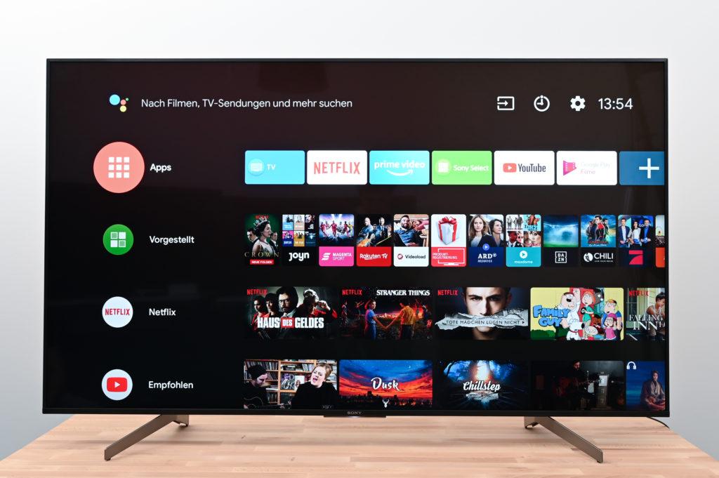 Smart-TV Eigenschaften werden immer wichtiger, dem entsprechend spielen sie bei unseren Tests eine große Rolle. | Bild: HIFI.DE