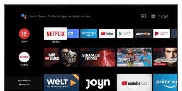 Neuer 65 Zoll-Smart-TV von Xiaomi für 600 Euro