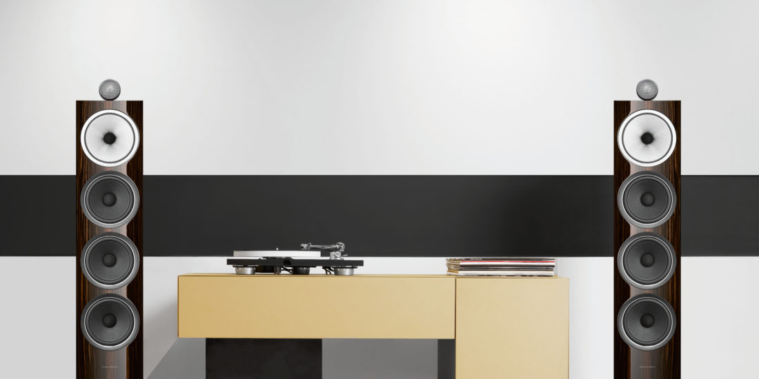 Bowers & Wilkins 702 und 705 Signature