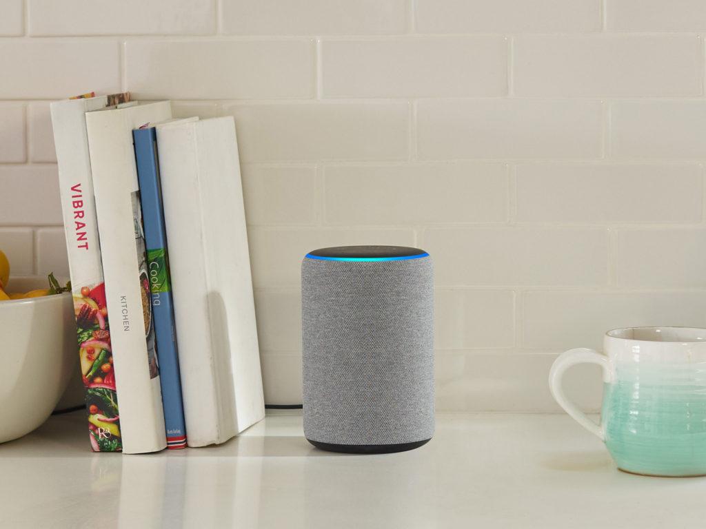 Amazon Echo Plus mit Alexa