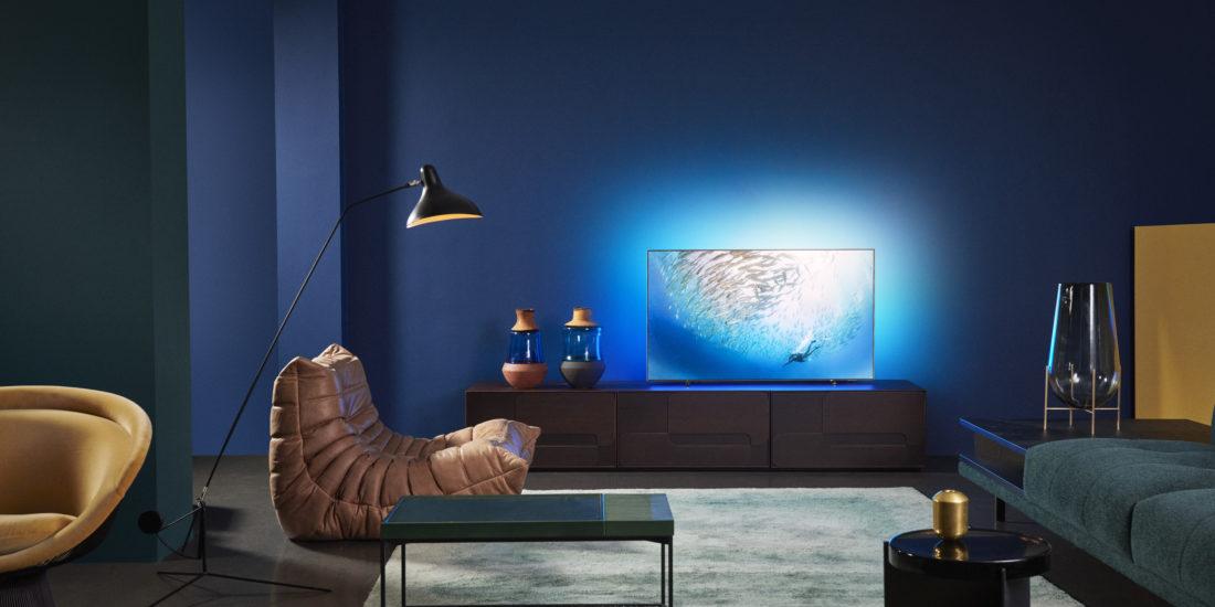Neue OLED-TVs in 55 und 65 Zoll von Philips