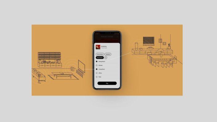 Sonos S2 App iPhone