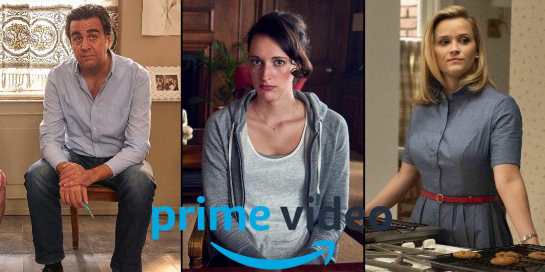 Die aktuell 40 besten Serien bei Amazon Prime Video