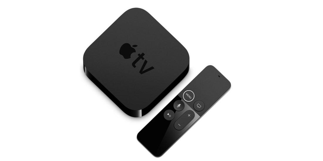 Apple TV 4K mit Remote