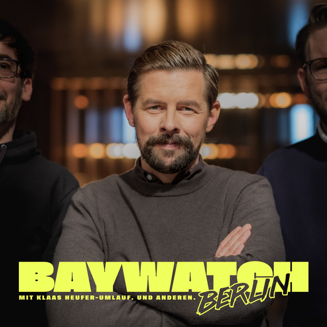 Spotify Podcast Baywatch Berlin