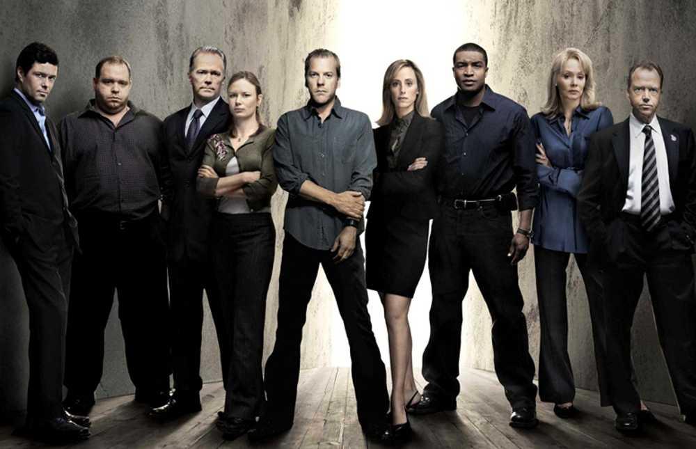 Kaum eine Serie ist so spannend wie 24. |Bild: 20th Century Fox
