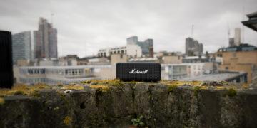 Marshall Emberton: neuer, kleiner, wasserdichter Bluetooth Speaker