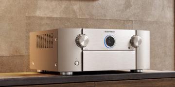 Marantz stellt fünf neue 8K-fähige AV-Receiver und -Verstärker vor