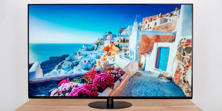 Panasonic HZW1004: Der OLED-TV im Test