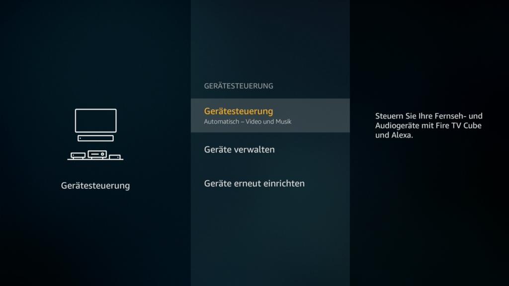 Die Gerätesteuerung und Multiroom-Funktion sind eines der herausstechenden Merkmale des Cubes. | Bild: HIFI.DE