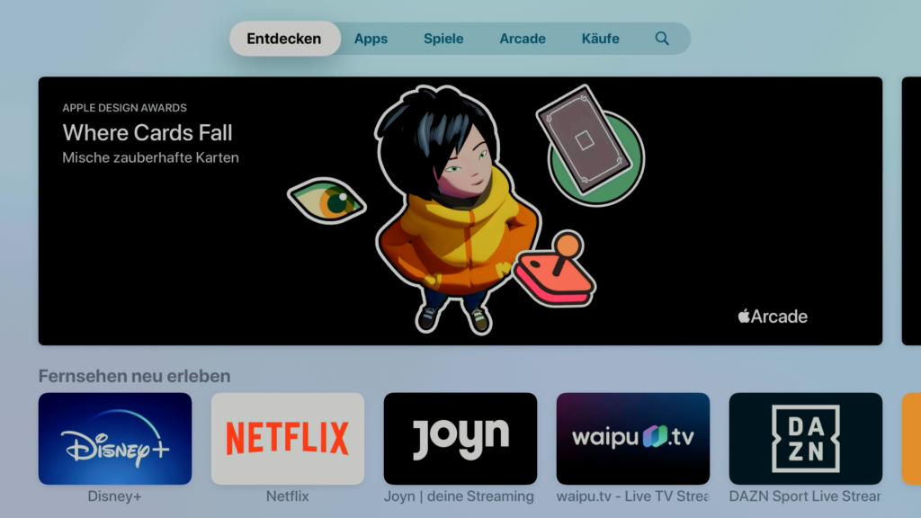 Der App-Store ist sehr aufgeräumt und übersichtlich gestaltet. |Bild: Apple