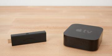 Vergleich: Fire TV Stick 4K gegen Apple TV 4K
