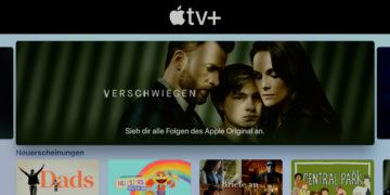Apple TV Plus: Welche Geräte bieten die App an?