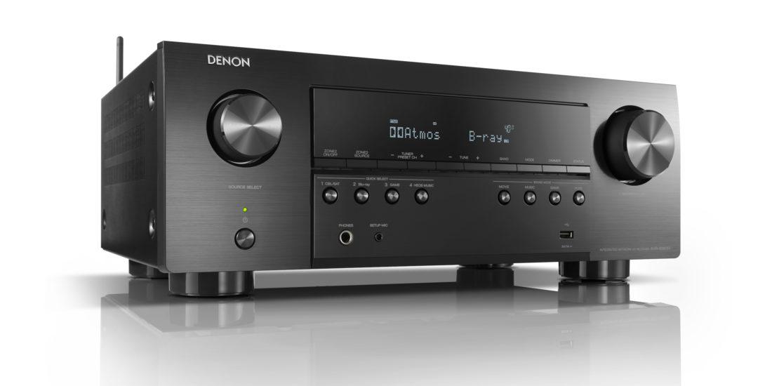 Der AV-Receiver Denon AVR-S960H