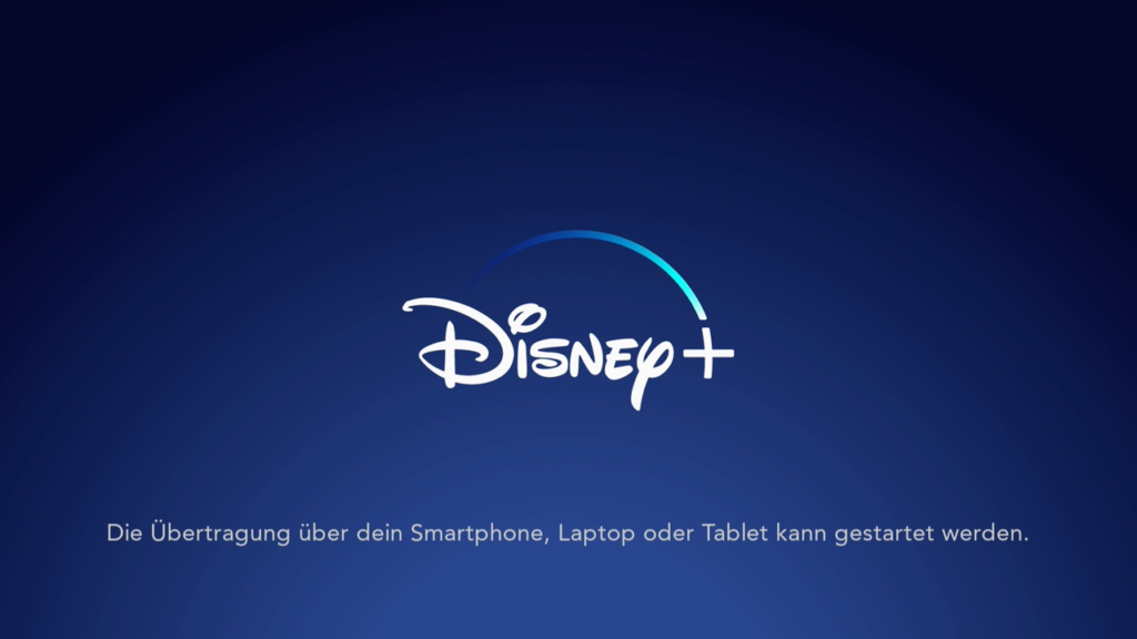 Disney Plus-Inhalte lassen sich über den Chromecast abspielen. | Bild: HIFI.DE