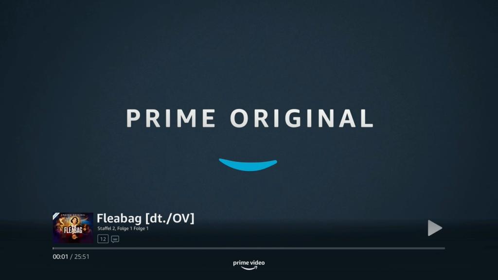 Viele Originals von Prime Video sind inzwischen in 4K verfügbar. | Bild: HIFI.DE