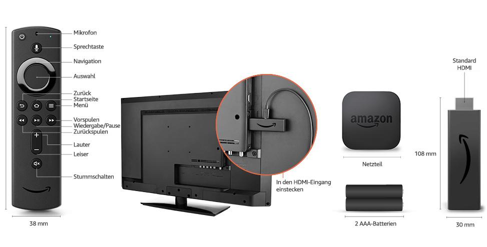 Wie Funktioniert Der Amazon Tv Stick