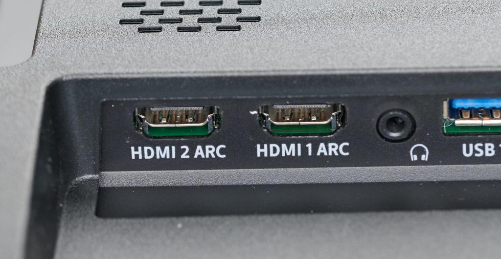 HDMI ARC für TV-Ton