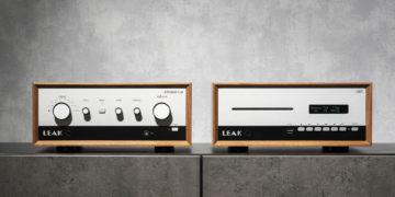 Leak wird wiederbelebt: Zunächst mit Verstärker Leak Stereo 130 und CD-Transport CDT