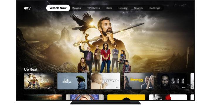 Apple TV Smart TV App