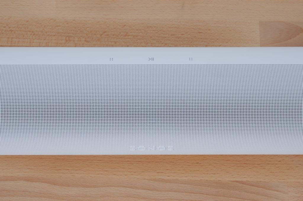 Sonos Arc kommt mit minimalistischen Bedienelementen