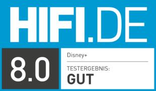 HIFI.DE Testsiegel für Disney Plus im Test: Was kann der neue Streaming-Dienst?