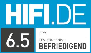 HIFI.DE Testsiegel für Joyn Plus im Test: die Kombination aus Streaming und Live TV
