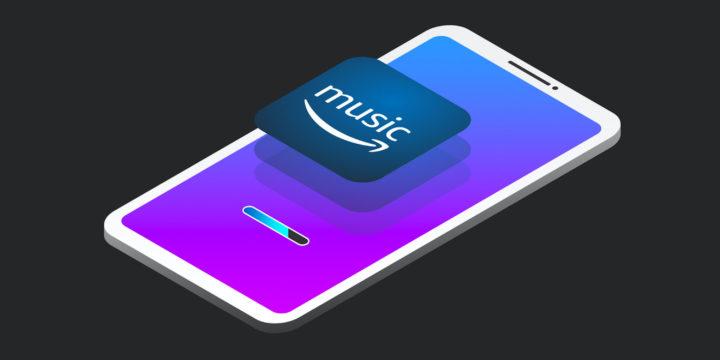 Amazon Music Test