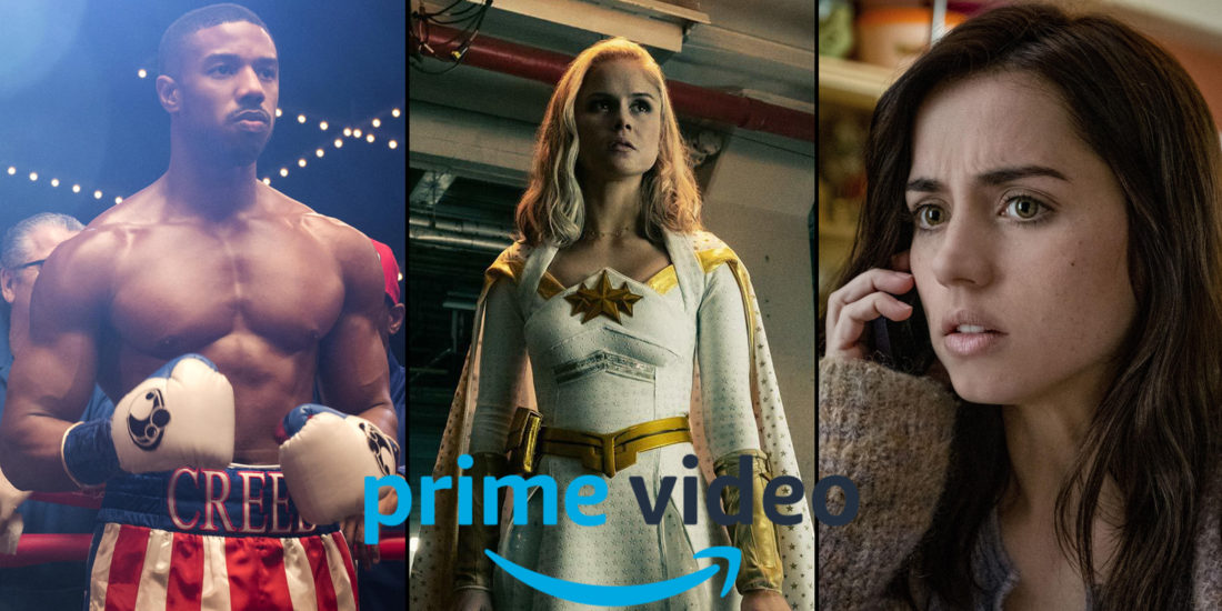 Amazon Prime Video: Neue Filme und Serien im September