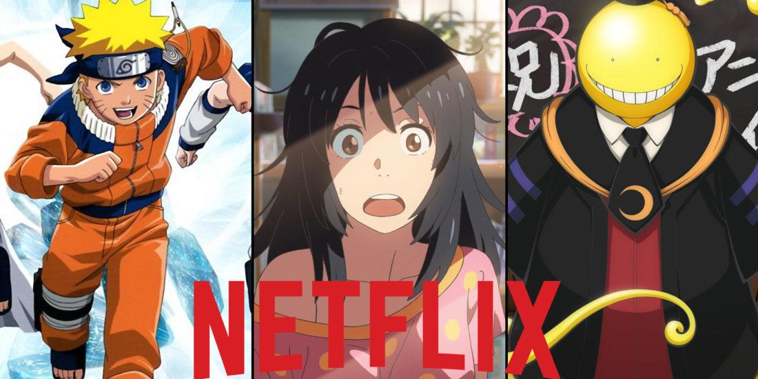 Die 12 besten Animes auf Netflix