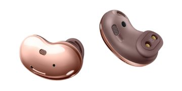 Samsung Galaxy Buds Live in Mystic Bronze