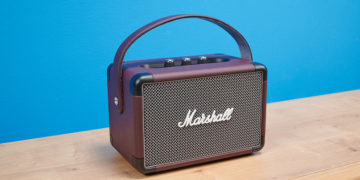 Marshall Kilburn II im Test ? Bluetooth-Box in Rock?n?Roll-Optik