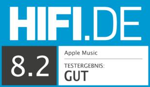 HIFI.DE Testsiegel für Apple Music im Test – Was kann der Streamingdienst aus Cupertino?