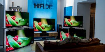 Die besten OLED Fernseher
