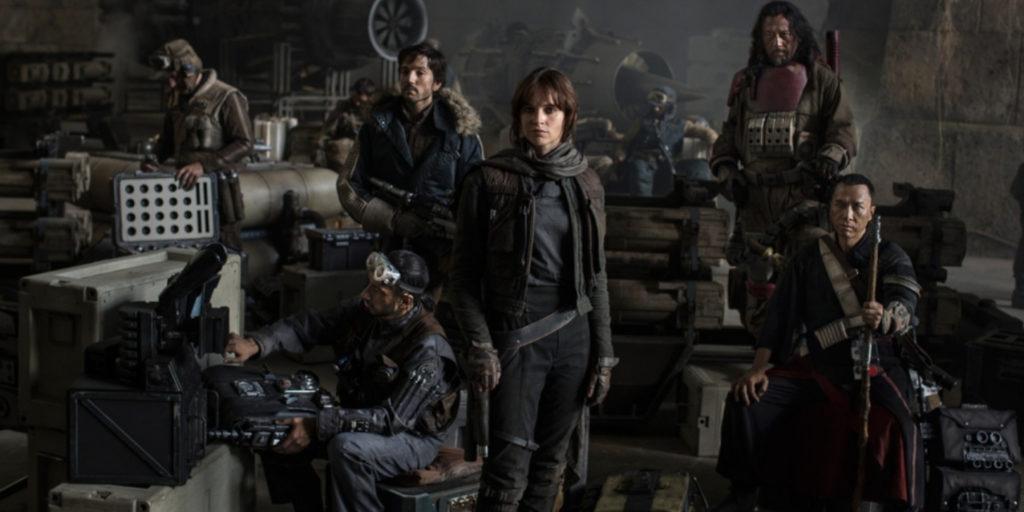 Rogue One auf UHD Blu-ray
