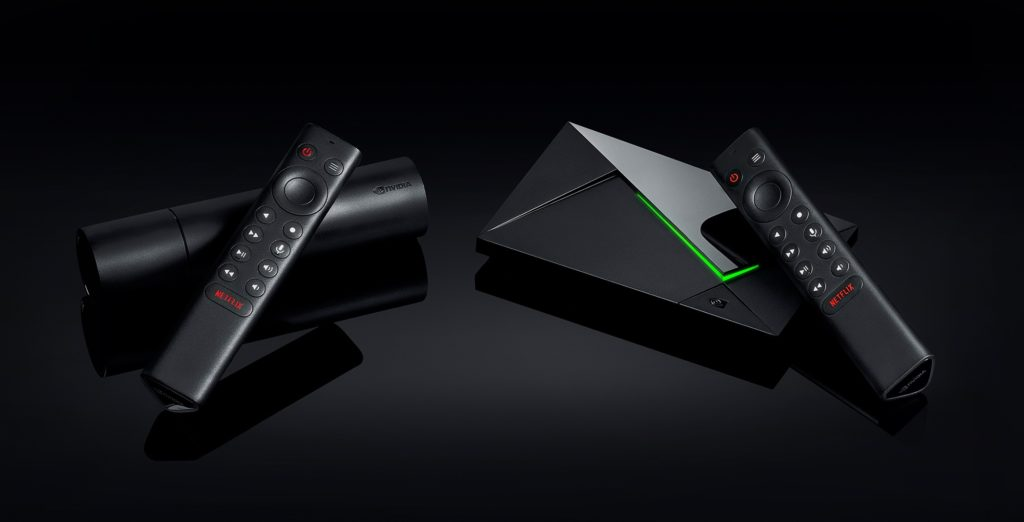 Shield TV und Shield TV Pro