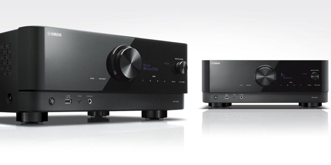 Ein großer Schritt: AV-Receiver Yamaha RX-V4A und RX-V6A